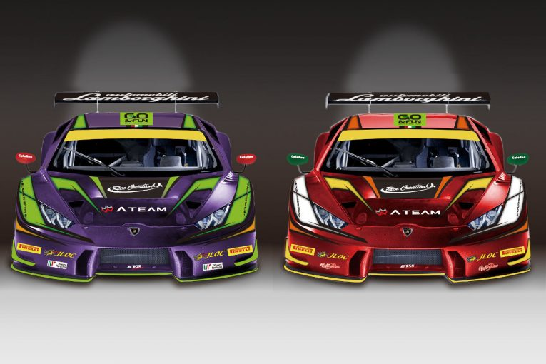 エヴァンゲリオンレーシングはJLOCとタッグを組み、鈴鹿10時間耐久レースへ参戦する