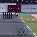 電動バイクレースMotoE、カタールでキックオフミーティング開催。500ccクラスウイナーによるデモランも