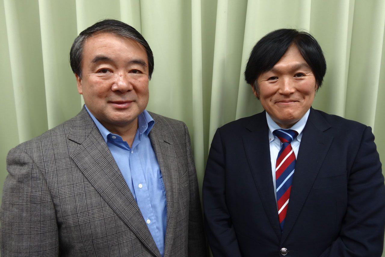 浜島裕英氏と小倉茂徳氏が2018年シーズンを語る。4月1日に東京・秋葉原でトークイベント開催