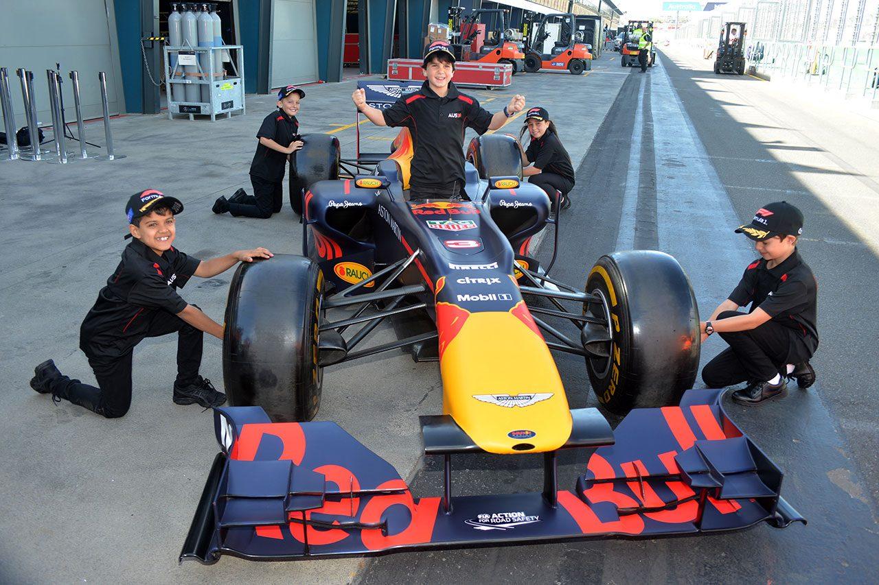 2018年F1開幕戦オーストラリアGP