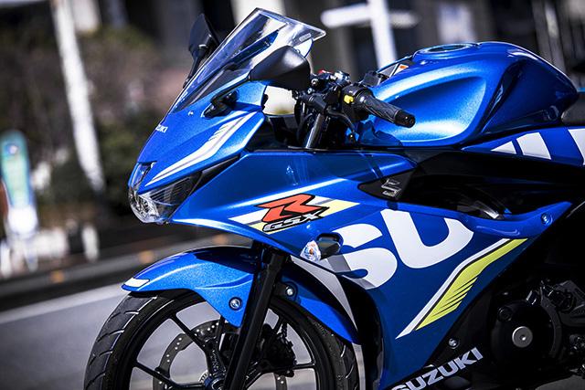 スズキGSX-R125