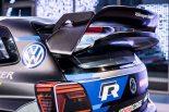 世界ラリークロス:フォルクスワーゲン、王座防衛に挑む2018年型『ポロR スーパーカー』公開