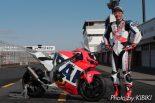 MotoGP | 桜井ホンダからJSB1000クラス2年目に挑戦する濱原颯道。2018年は「トップ5に入りたい」