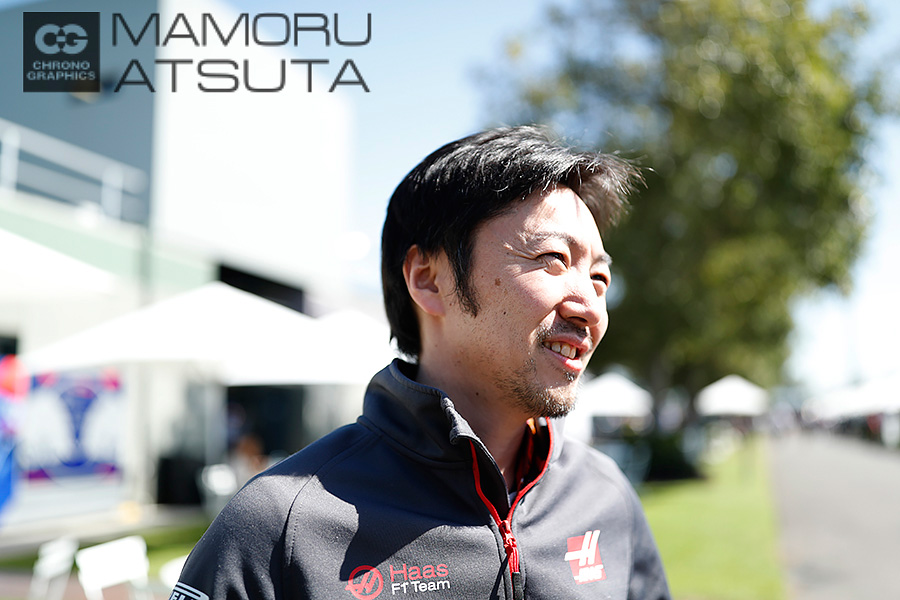 Shots!F1オーストラリアGP 木曜