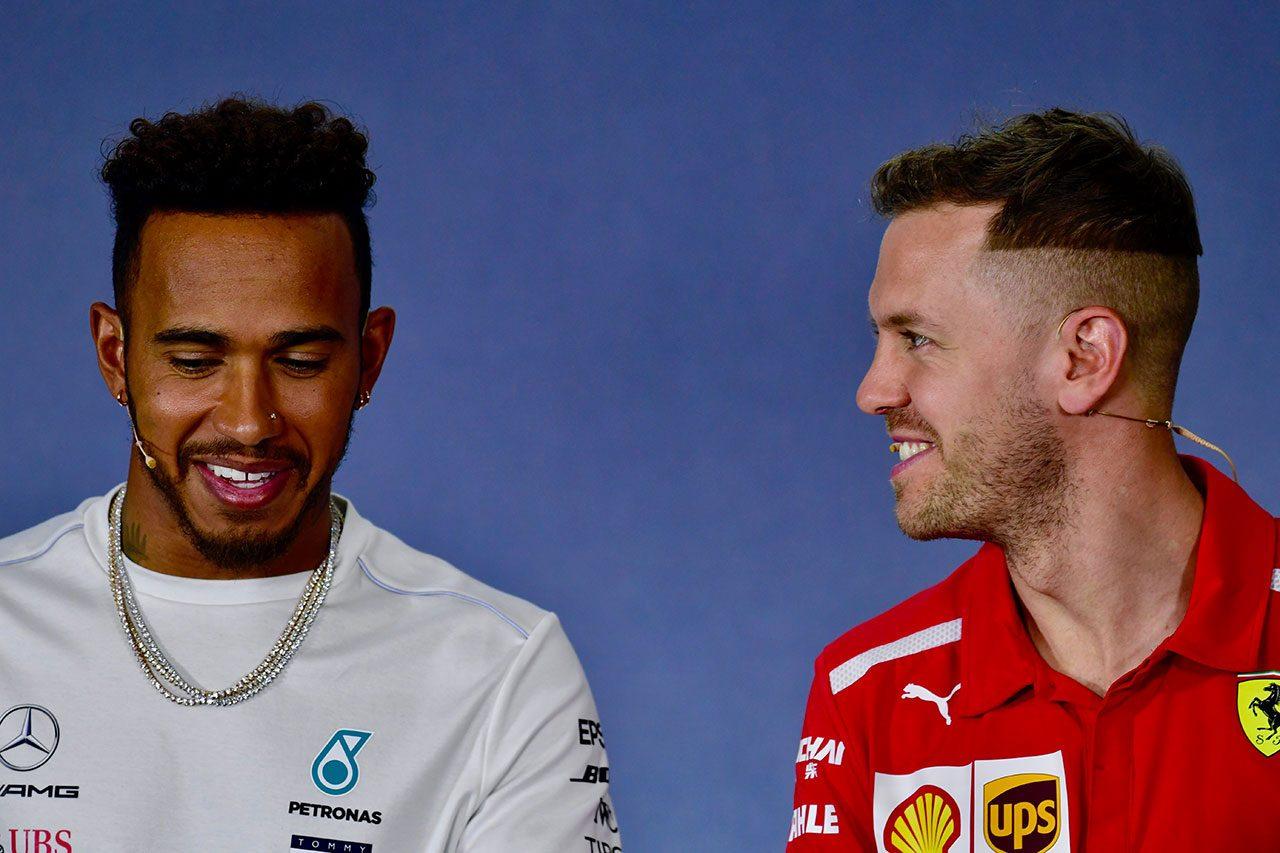 F1オーストラリアGP 木曜会見