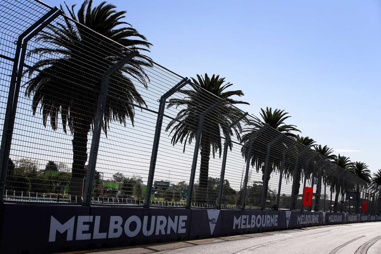 F1第1戦オーストラリアGP フリー走行1回目 ツイート実況