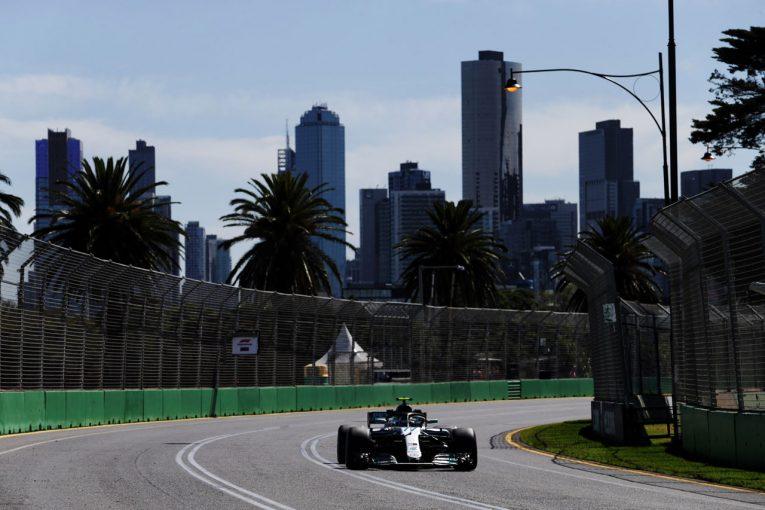 F1 | 【タイム結果】F1第1戦オーストラリアGP フリー走行1回目