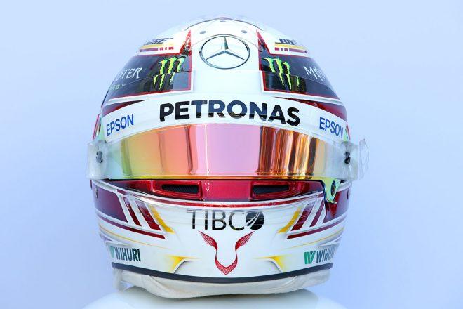 F1 | ルイス・ハミルトン(Lewis Hamilton) 2018年のヘルメット1