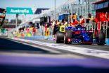 F1 | トロロッソ・ホンダのガスリーに2018年F1初ペナルティ
