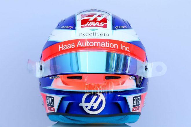 F1 | ロマン・グロージャン(Romain Grosjean) 2018年のヘルメット1