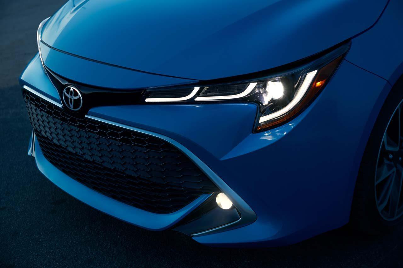 トヨタ、『カローラ ハッチバック』をNYショーで初公開。国内導入は今夏を予定