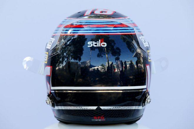 F1 | ランス・ストロール(Lance Stroll) 2018年のヘルメット3