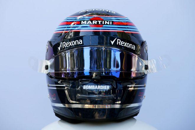 F1 | ランス・ストロール(Lance Stroll) 2018年のヘルメット1