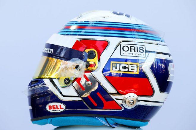 F1 | セルゲイ・シロトキン(Sergey Sirotkin) 2018年のヘルメット1