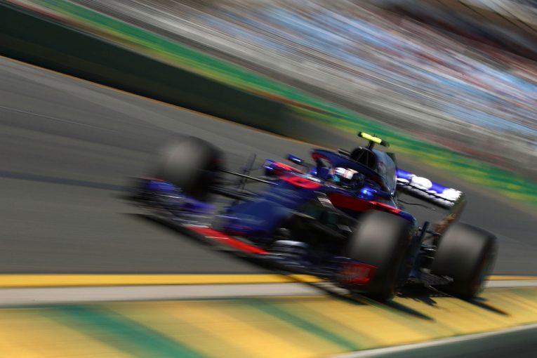 F1 | F1オーストラリアGP FP2:接戦の中団勢でトロロッソ・ホンダは16番手、マクラーレンは再び速さを見せる