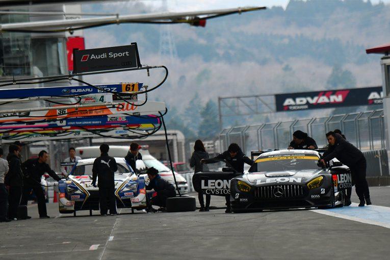 スーパーGT | 3月24日からスーパーGT富士公式テストがスタート。新カラー、新車登場チームも