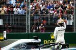 【動画】ハミルトンのポールポジションラップ/F1オーストラリアGP予選