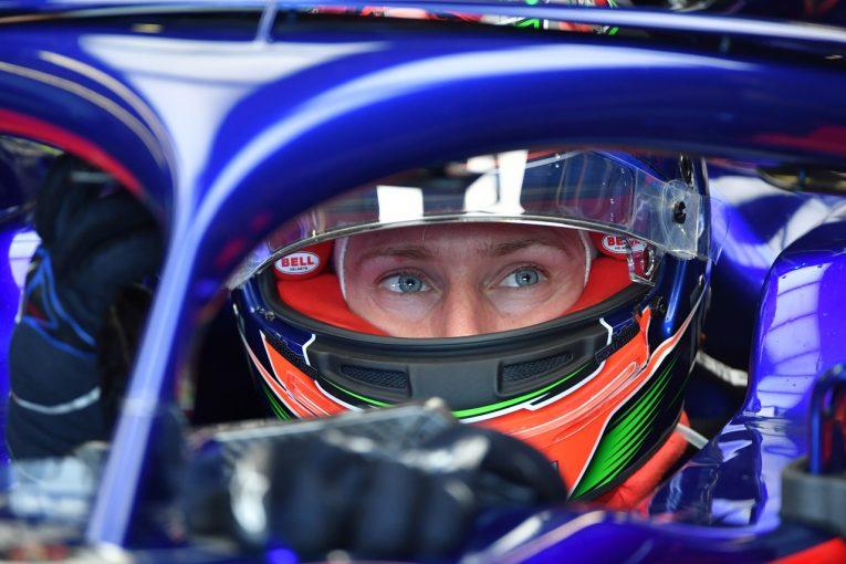 F1 | ハートレー「0.1秒速ければ余裕でQ2に進めた。ロングランの速さを武器に決勝で戦う」トロロッソ・ホンダ F1オーストラリアGP土曜