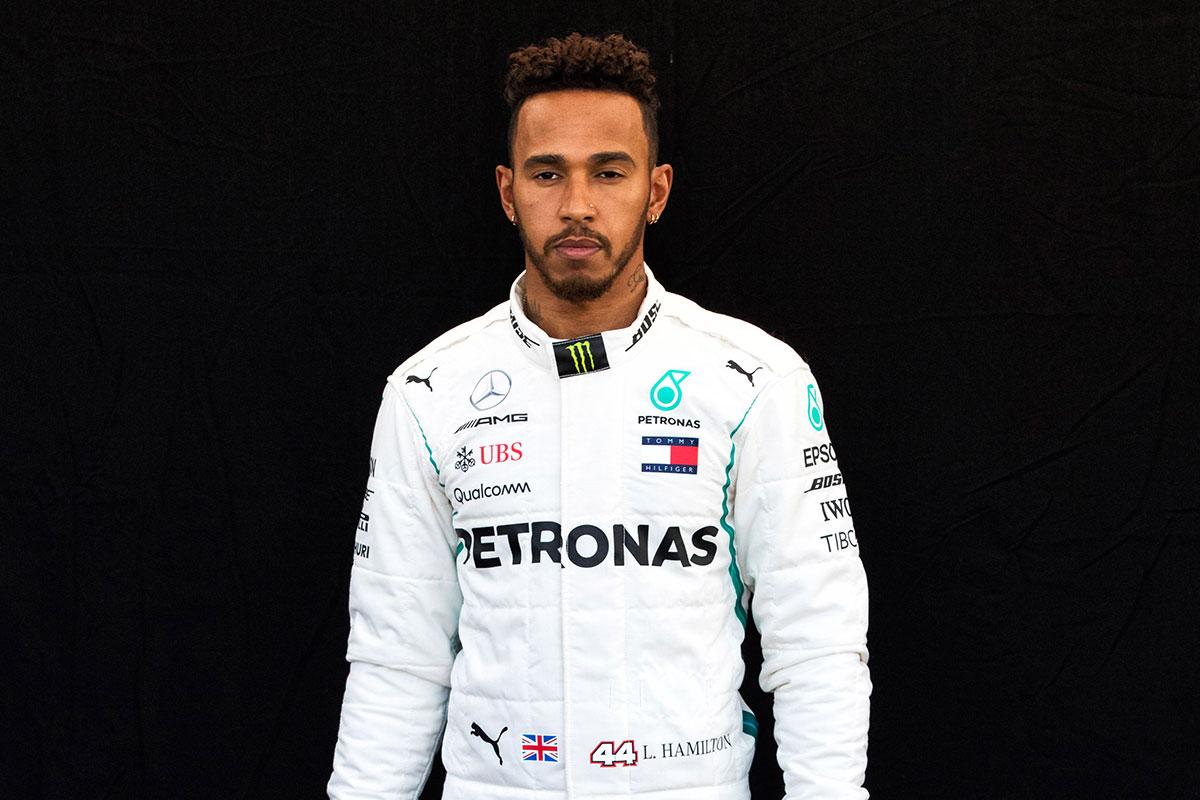 F1 | ルイス・ハミルトン(Lewis Hamilton)(メルセデスAMG・ペトロナス・モータースポーツ) 2018年