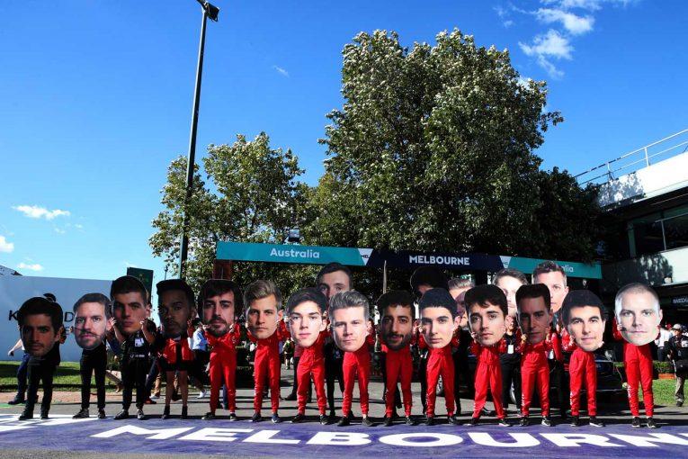 F1 | 【フォトギャラリー】F1開幕戦オーストラリアGP 日曜