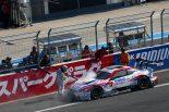 スーパーGT | スーパーGT富士公式テスト:GT500の3車にトラブル。「開発競争が際どいところに」