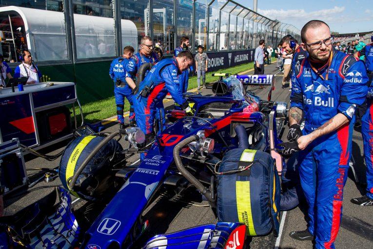 F1   トロロッソF1チーム代表「ミスとトラブルで期待外れの週末に。次戦に向けハードワークが必要」F1オーストラリアGP日曜