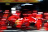 セバスチャン・ベッテル(フェラーリ) 2018F1オーストラリアGP