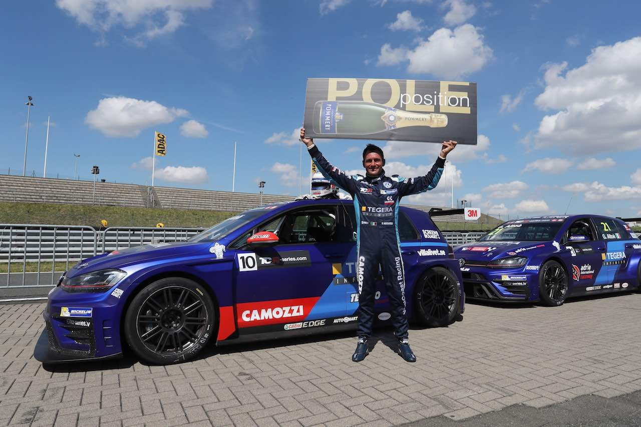 WTCR:オールイタリアン実現。ジャンニ・モルビデリがアルファロメオで参戦決定