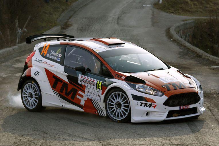 ラリー/WRC   WRCスウェーデンウイナーの勝田貴元、イタリア国内ラリーで4位入賞。「成長を証明できた」