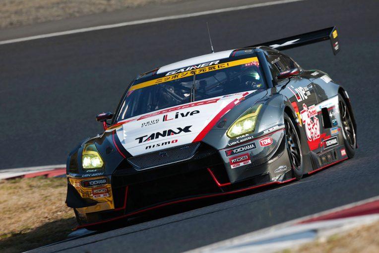 18モデルのGT-R GT3は今年、量産前の実戦経験を積む1年として限られたパートナーチームとの参戦。スーパーGTではGAINERが2台を走らせる