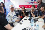 F1 | 【ブログ】上機嫌だった木曜日から徐々に気が張りつめていくガスリー/F1オーストラリアGP現地情報(2)