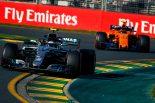 F1 | 決勝でエンジンのオーバーヒートに悩まされたボッタス、「冷却に関する計算ミスが原因」