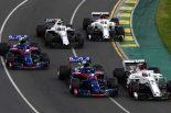 F1 | 「ホンダエンジンにはレースでバトルをする能力がある」と完走ハートレー。アップデートにも期待