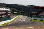 2017WEC第2戦スパ・フランコルシャン6時間レース スタートシーン
