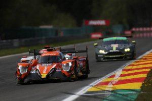 開幕戦スパ・フランコルシャンにスポット参戦するGドライブ・レーシング