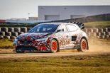 ラリー/WRC | 世界ラリークロス:『ルノー・メガーヌR.S.RXスーパーカー』が公式テストデビュー