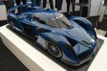 2017年ル・マン24時間のレースウイーク中に発表されたリジェJS P4のスケールモデル