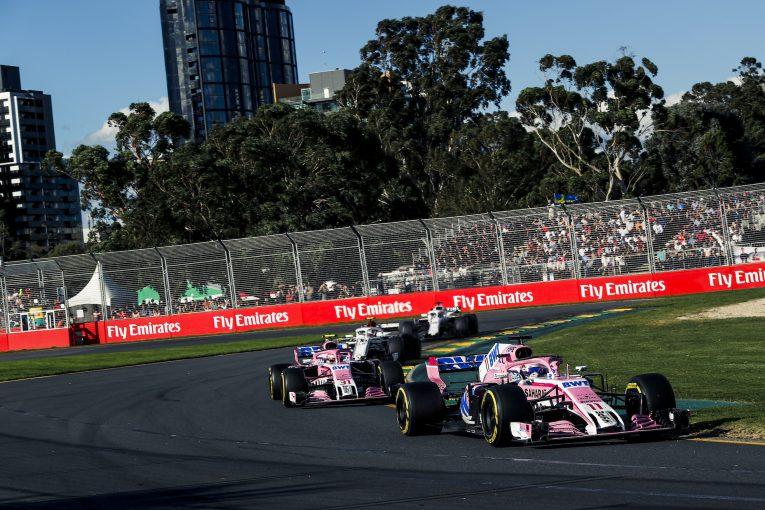 F1   フォース・インディアF1、予算確保のため分配金前払いを要求するもウイリアムズが反対