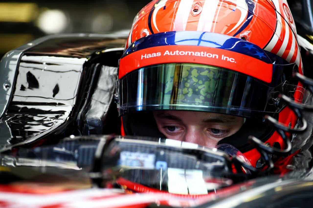 2017年F1インシーズンテストでのフェルッチ