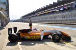 国内レース他 | 全日本F3富士合同テスト:坪井翔がトップタイムで開幕前のテストを締めくくる