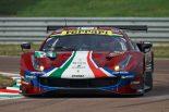 """WEC:""""王者""""フェラーリ、2018年から導入する『488 GTE EVO』をシェイクダウン"""