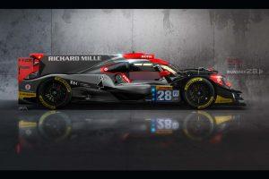 新カラーリングを纏ったTDSレーシングの28号車オレカ07・ギブソン