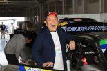 第1戦決勝日にサーキットへ姿を現した豊田章男トヨタ自動車社長