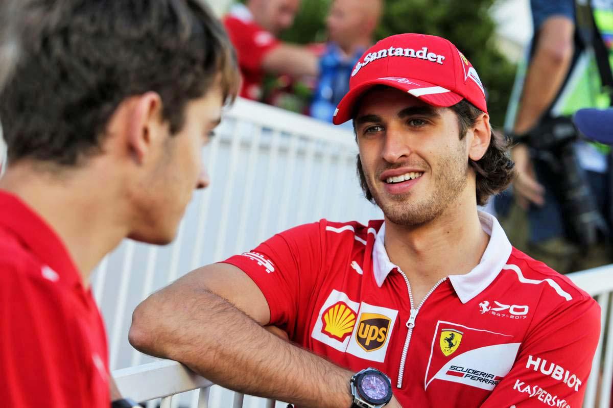 WEC:フェラーリ、ル・マン布陣を発表。ジョビナッツィが初参戦へ