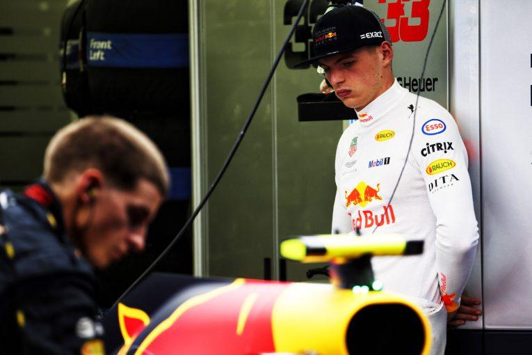 F1   フェルスタッペン「トラブルは気にしていない。決勝に向け好感触得た」レッドブル F1バーレーンGP金曜