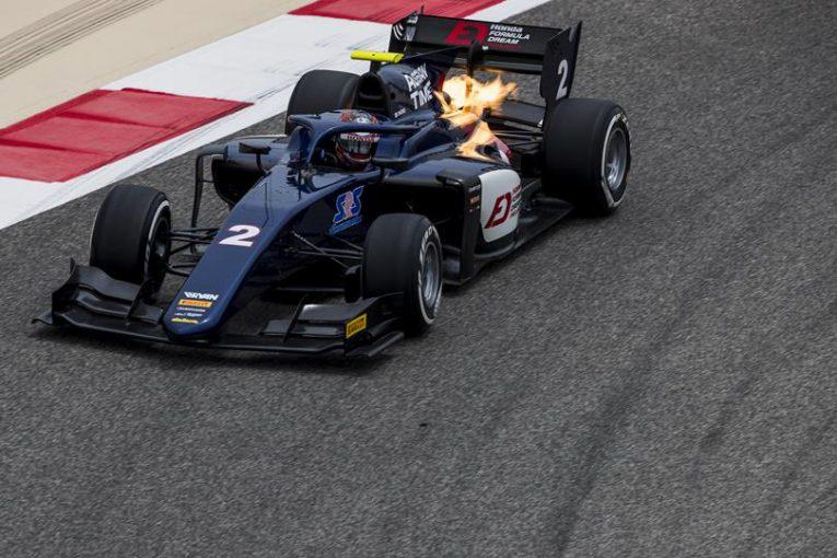 海外レース他 | 【順位結果】FIA F2第1戦バーレーン予選
