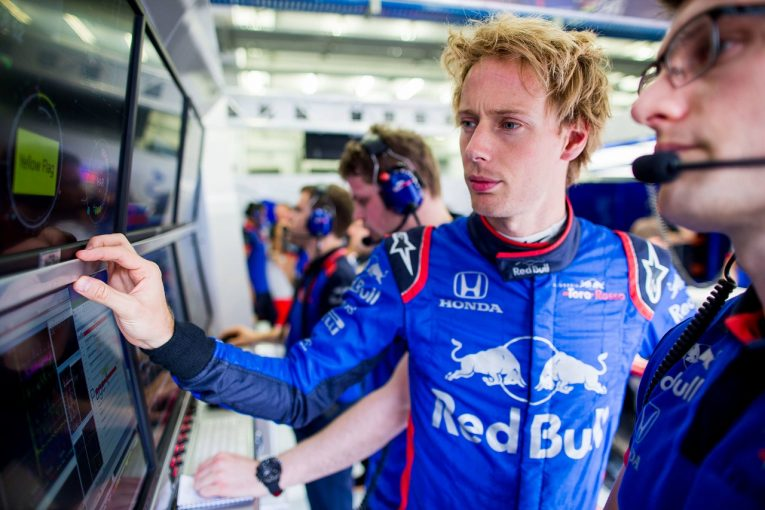 F1 | ハートレー「開幕戦とは全然違う。競争力が向上、予選が楽しみ」トロロッソ・ホンダ F1バーレーンGP金曜