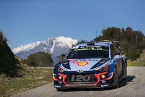 ティエリー・ヌービル(ヒュンダイi20 WRC)