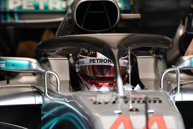 F1 | 降格決定のハミルトン「トップに立つためには改善が必要」メルセデス F1バーレーンGP金曜