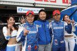 2018年スーパーGT第1戦岡山でGT500クラスポールポジションを獲得したKEIHIN REAL RACING